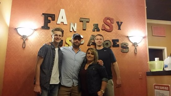 New Port Richey, FL: Congrats on escaping!