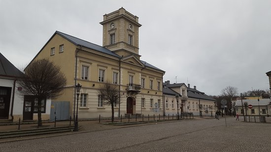 Kutno, بولندا: Muzeum Regionalne w Kutnie