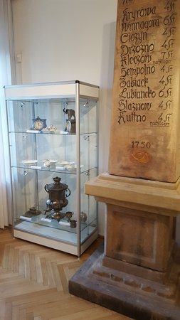 Kutno, Polen: Muzeum Regionalne w Kutnie
