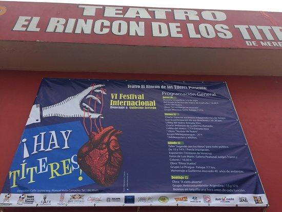 El Rincon de Los TIteres Teatro Foro