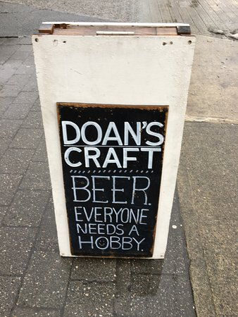 Doan's Craft Brewing Company