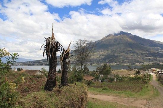 San Pablo Del Lago, Ecuador: Lago San Pablo Otavalo Ecuador