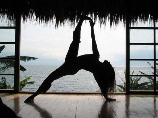 Villa Sumaya: Yoga Studio by the shores of Lake Atitlan