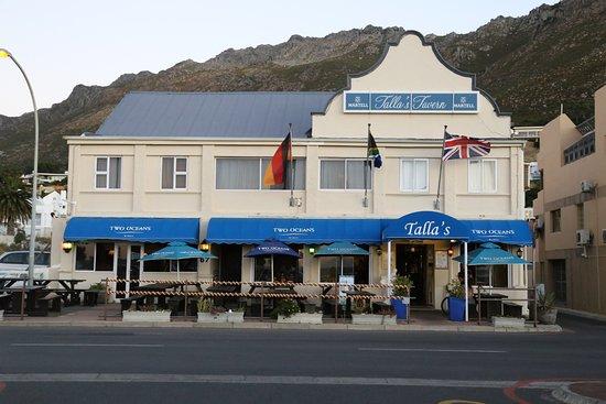 Gordon's Bay, South Africa: Talla´s Tavern