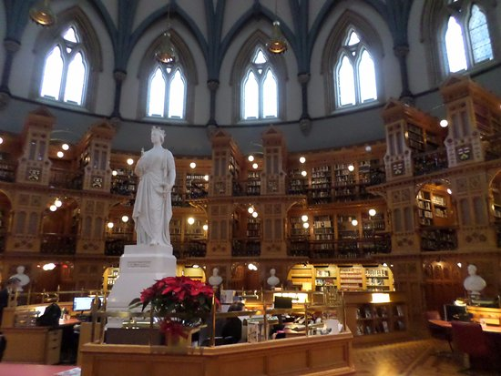 Ottawa, Canada: Biblioteca