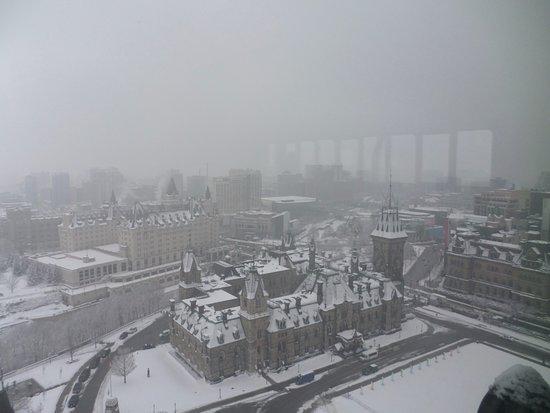 Ottawa, Canada: Visão do Relógio