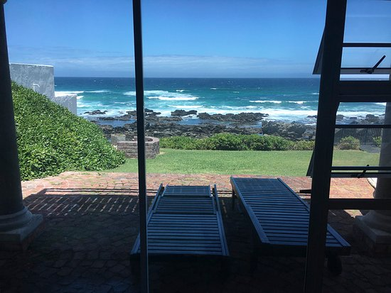 Beachview, Südafrika: View from Bedroom