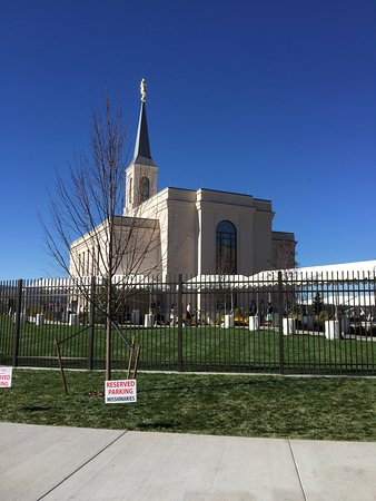 LDS Star Valley Temple