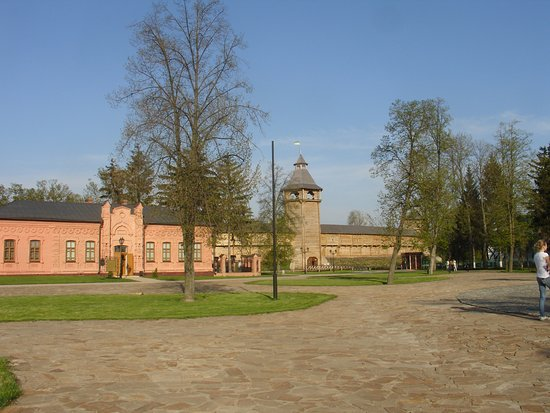 Baturyn, Ukraina: Батурин