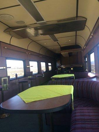 Premier Classe Train: De lounge