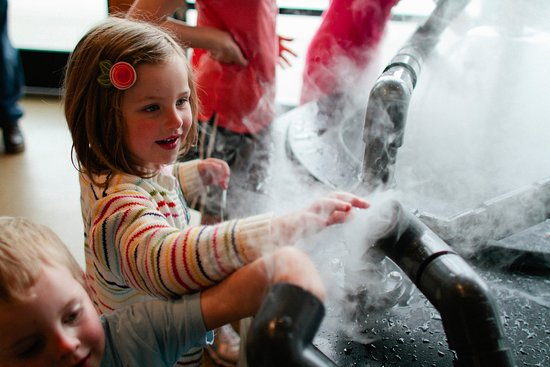 Hands On Children's Museum: All our exhibits provide great Hands On fun & learning!