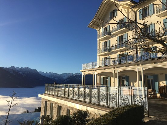 Hotel Burestadl Lake Lucerne Switzerland