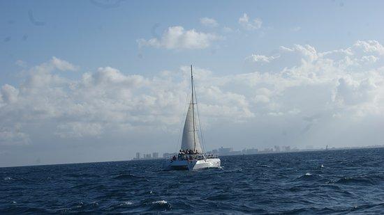 Casa Maya Cancun: Viaje a Isla Mujeres en catamaran, buena experiencia