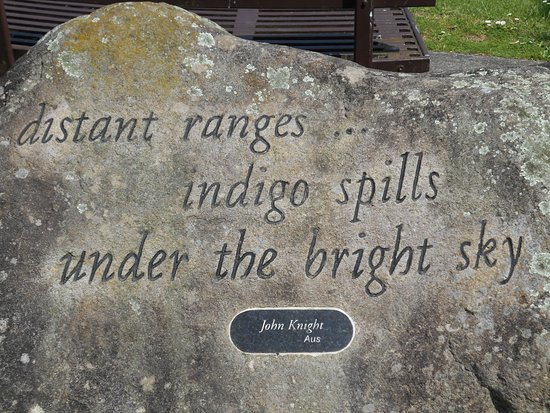 Haiku Pathway: John Knight's Rock