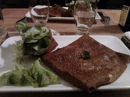 Au jardin des saveurs rennes restaurant reviews phone for Jardin 1001 saveurs