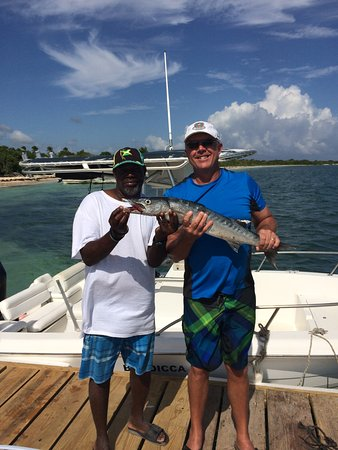 Coco Point Lodge: Barracuda
