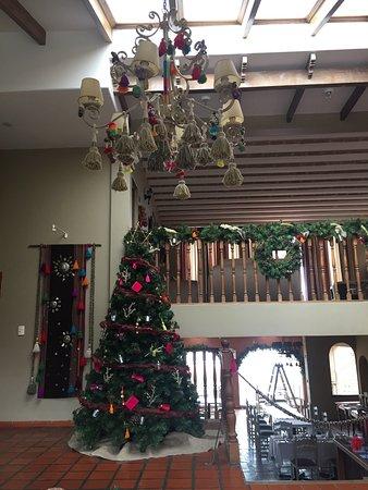 هوتل روزاريو لاجو تيتيكاكا: Ambientes del hotel