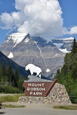 Les Rocheuses canadiennes, Canada : Schild