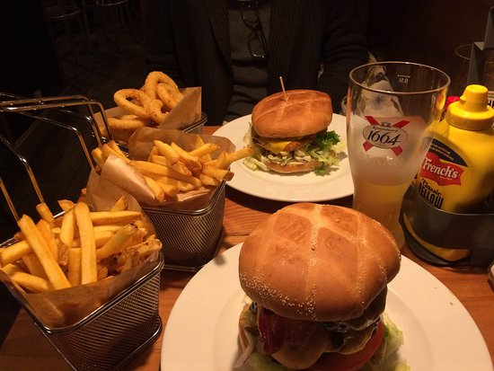 Bronx Burger: photo1.jpg