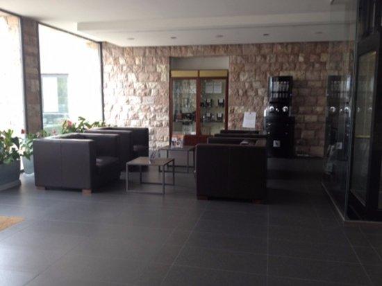 Hotel Cenacolo: hall