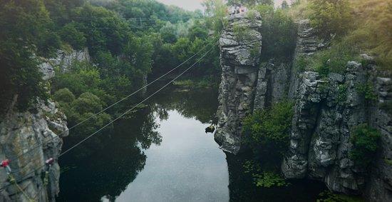 Buki, ยูเครน: кажется 200 грн прыжок стоил