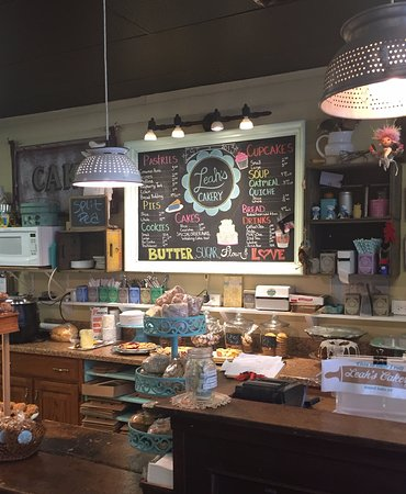 Round Lake, Estado de Nueva York: Inside Leah's Cakery