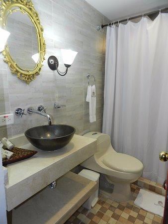 Balcon - Picture of Hotel Casa del Arsenal, Cartagena - TripAdvisor