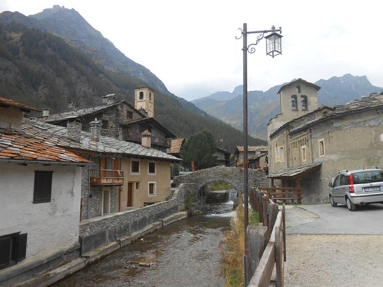 Pontechianale, Italy: Chianale