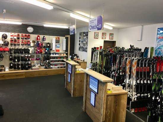 Rental Shop Mullis