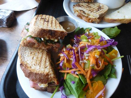 Bonaventure, Canadá: Trio repas