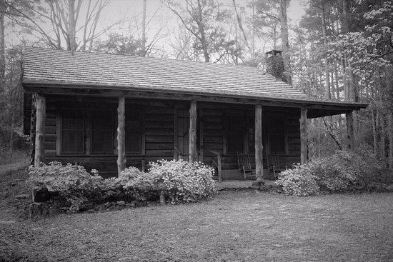 Saline, لويزيانا: Caroline Dormon's Cabin