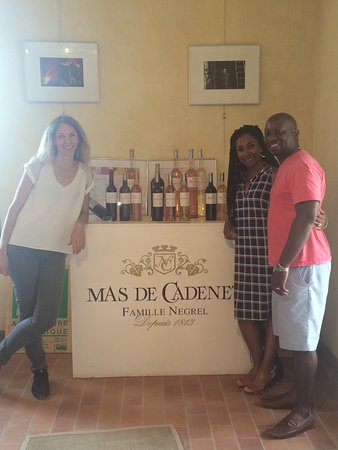 Provence Wine Tours : Our tour guide was amazing!!