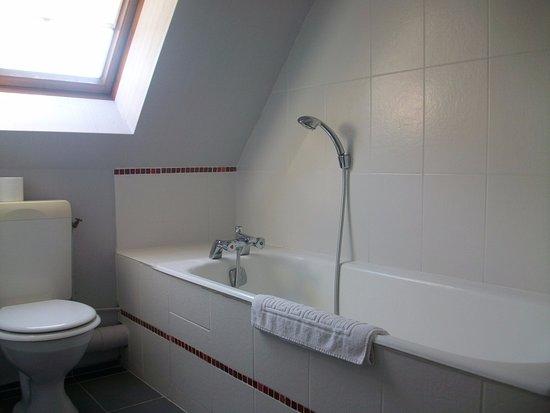 Le Pouldu, France: salle de bain