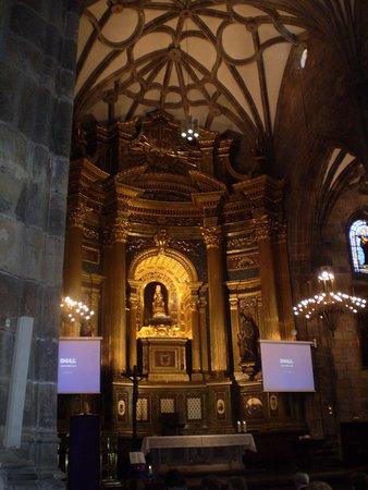 Nuestra Senora De Begona Picture Of Basilica Of Begona Bilbao
