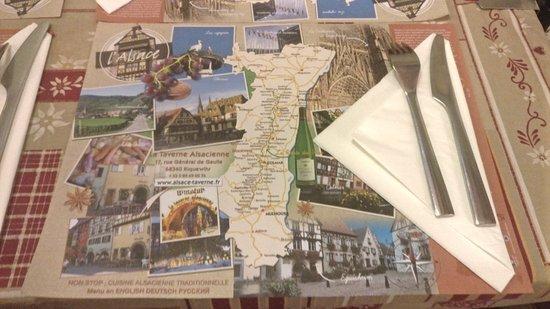 Restaurant La Taverne Alsacienne: IMG_20161228_183313_large.jpg