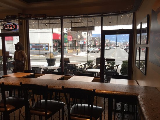 Summerland, Canada: The Beanery Cafe