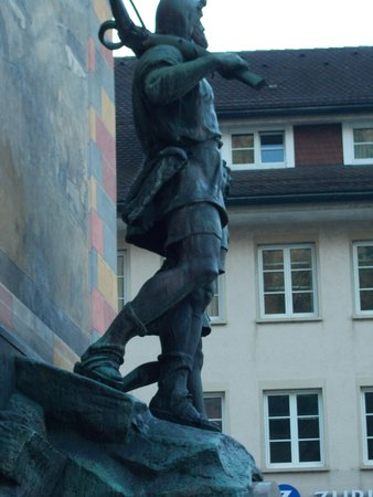Altdorf, Switzerland: Fine Bronze
