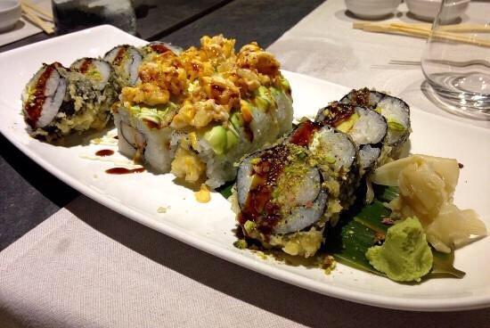 Caparena Sushi & Wine: photo0.jpg
