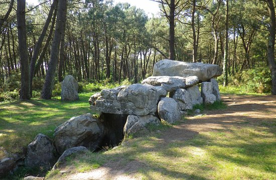 Dolmens de Mane Karioned