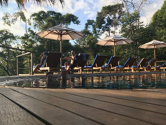 Osa Peninsula, Costa Rica: Piscina