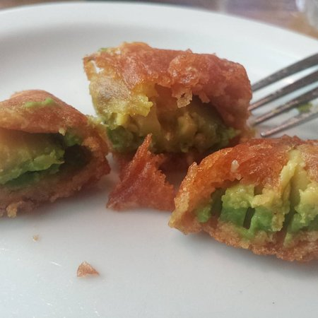 Fallbrook, CA: Fried Avocado!