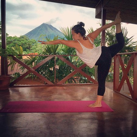 Daily Yoga Classes (Amanda Hippert-yoga instructor)