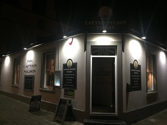 Maryport, UK: Captain Nelson Tavern