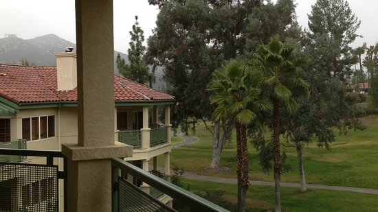 Welk Resort San Diego: View of the golf course