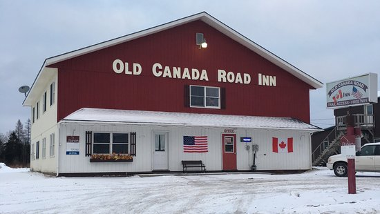 Jackman, ME: Old Canada Road Inn