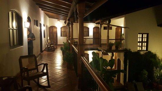Hotel Patio del Malinche: The rooms.