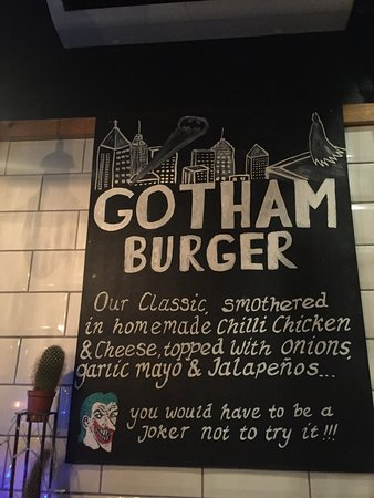 MeatBusters: Great choice...good food superb service