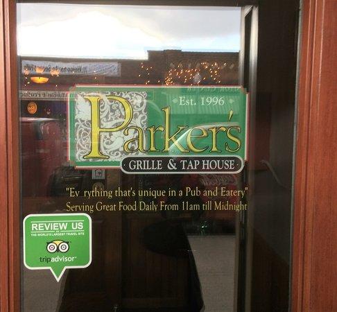 Seneca Falls, Nowy Jork: Front door