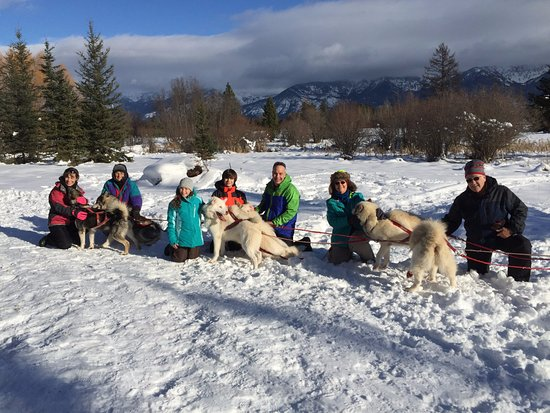 Bigfork, MT: Perfect group outing
