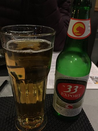 Los Gatos, Kaliforniya: 33 Export Vietnamese beer